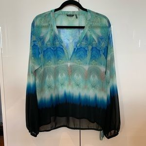 Marciano Long Sleeve blouse